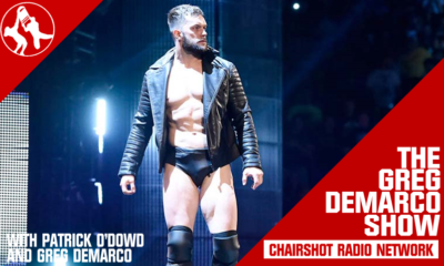 Chairshot Radio GDMS Finn Balor WWE