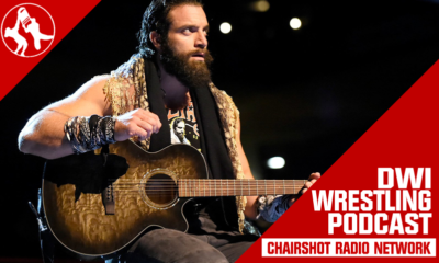 Chairshot Radio DWI Wrestling WWE Elias