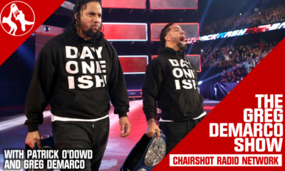 Chairshot Radio GDMS The Usos WWE