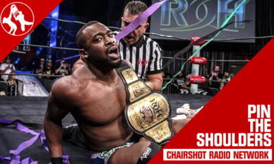 Chairshot Radio Pin The Shoulders Kenny King ROH
