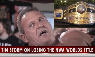 NWA Tim Storm Title Loss