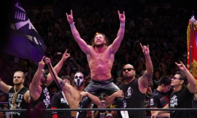New Japan Bullet Club Kenny Omega Non-WWE