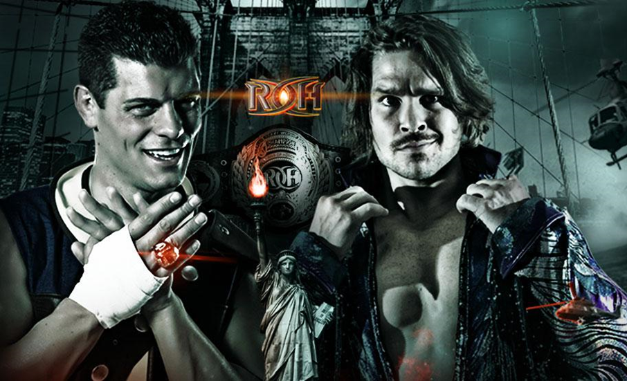 ROH Final Battle Cody Rhodes Dalton Castle