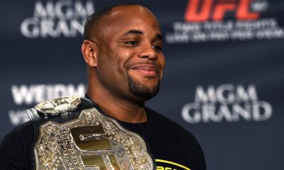 UFC Daniel Cormier WWE Royal Rumble