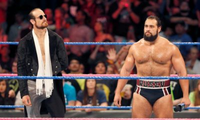 WWE Aiden English Rusev