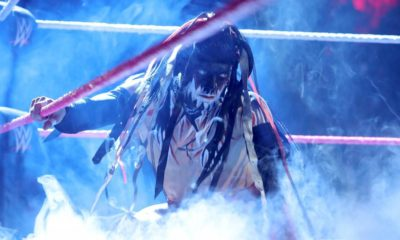 Finn Balor WWE Royal Rumble