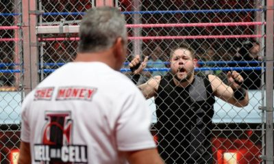 WWE Hell In A Cell Shane McMahon Kevin Owens Main Event