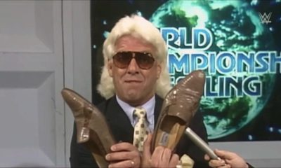 WWE WWF NWA WCW Ric Flair