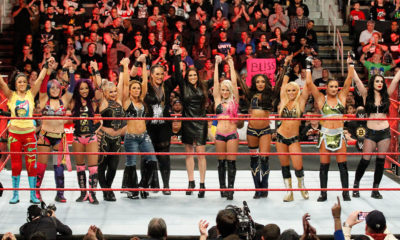 WWE Women's Royal Rumble Announcement