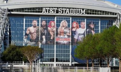 WWE WrestleMania 32 Sasha Banks Charlotte Becky Lynch