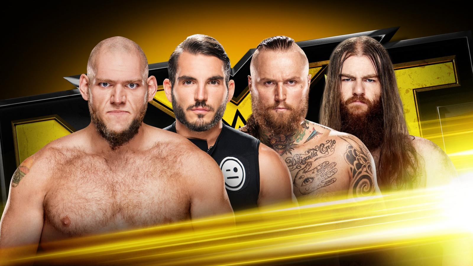 Mitchell's WWE NXT Report! (12...