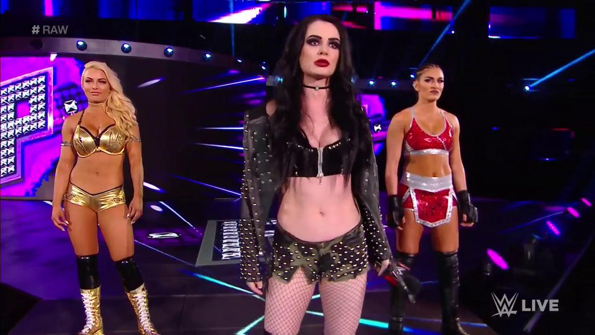 WWE Paige Absolution