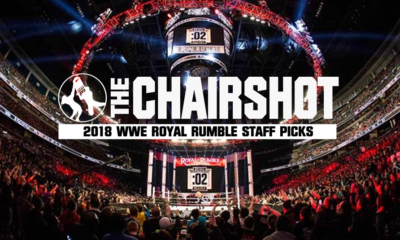 WWE Royal Rumble Staff Picks