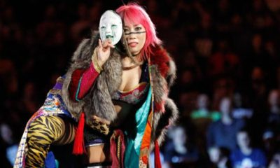 Asuka WWE Royal Rumble