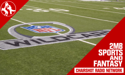 Chairshot Radio 2MB Sports NFL Wildcard Weekend