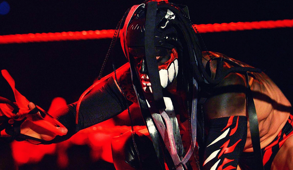 Finn Balor The Demon