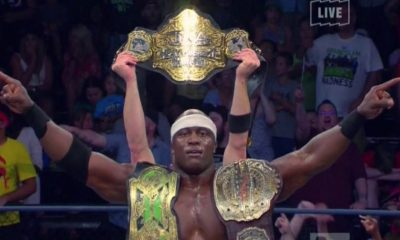 Lashley TNA Titles