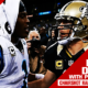 PC Daily Dozen Cam Newton Drew Brees NFL Playoffs