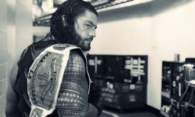 Roman Reigns IC Title