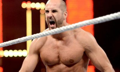 WWE Cesaro World Champion