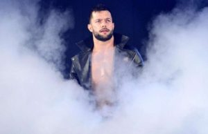 WWE Finn Balor Three Stars