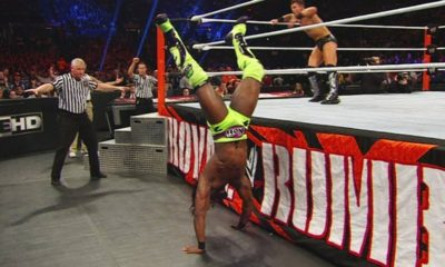 WWE Kofi Kingston Royal Rumble Saves