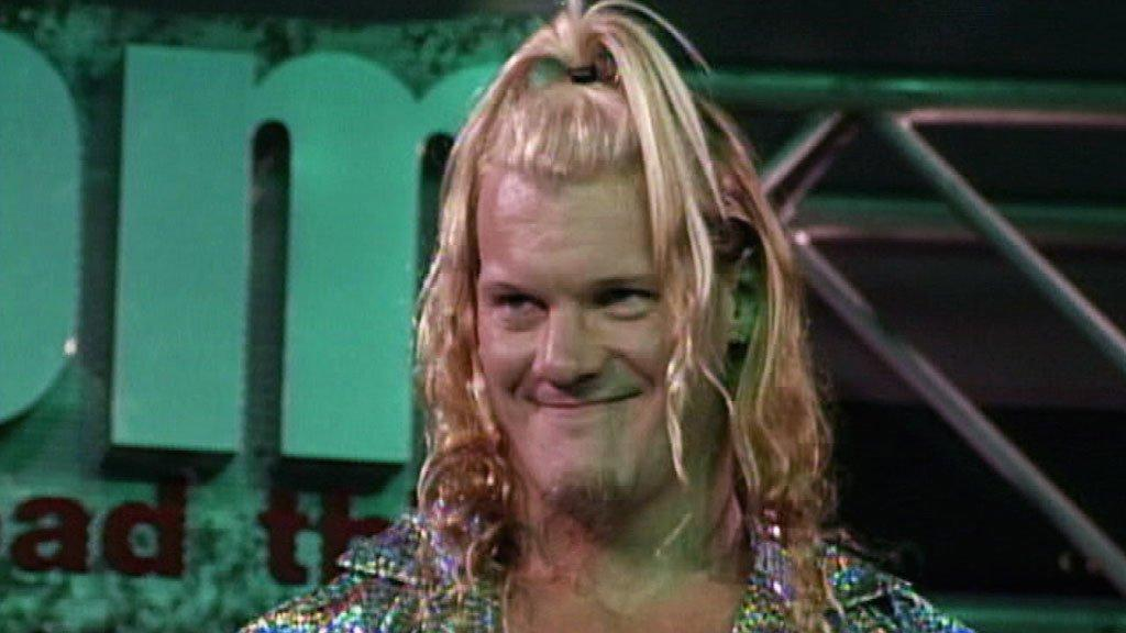 WWE Raw 25 Chris Jericho