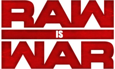 WWE Raw Is War New Style Logo Concept