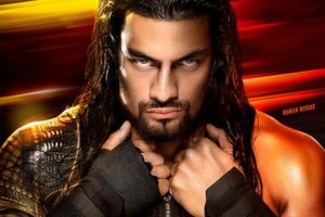 WWE Roman Reigns Royal Rumble