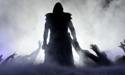 WWE The Undertaker Entrance