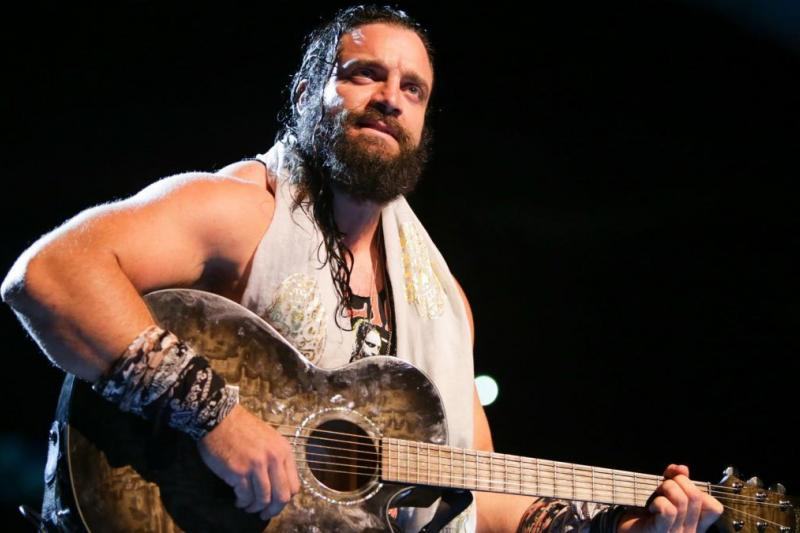 WWE Elias Royal Rumble