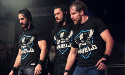 The Shield returns to WWE