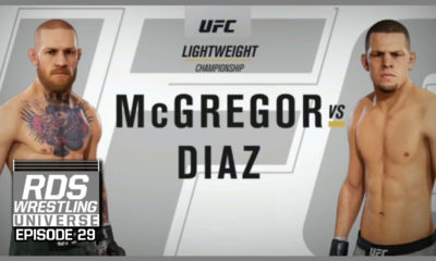 RDS Wrestling - McGregor vs Diaz