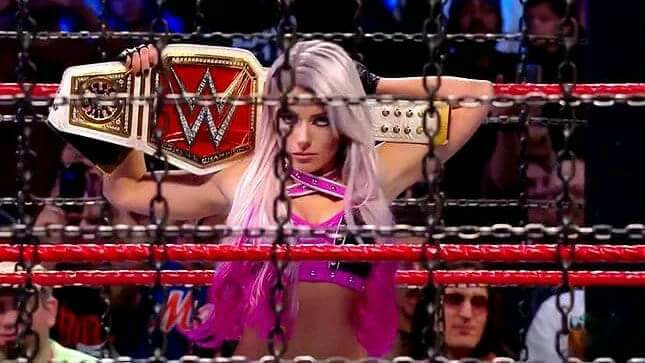 Alexa Bliss WWE Elimination Chamber