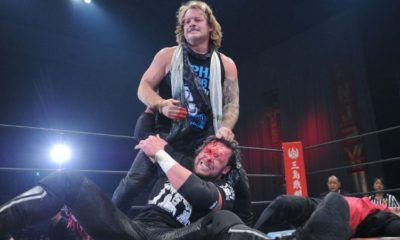 Chris Jericho Kenny Omega NJPW