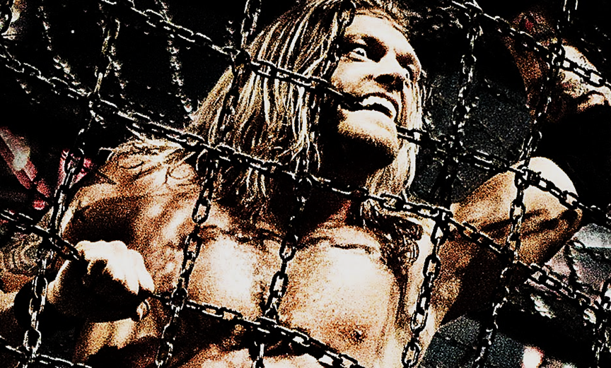 Edge WWE Elimination Chamber