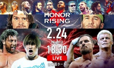 Honor Rising Night 2