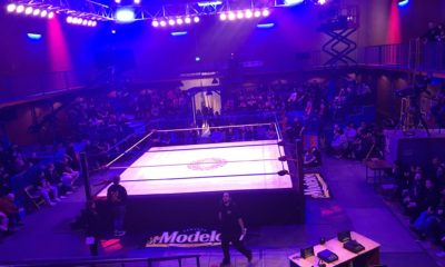 Lucha Underground New Temple