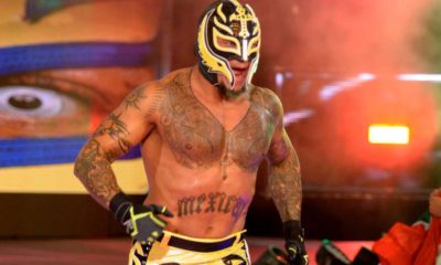 Rey Mysterio WWE Royal Rumble