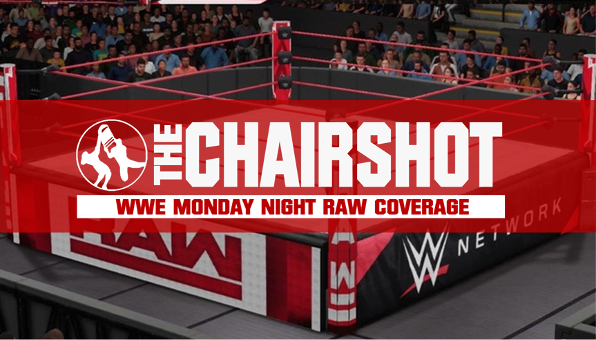 WWE Monday Night Raw Coverage