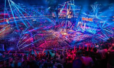 WWE WrestleMania 32 Stadium