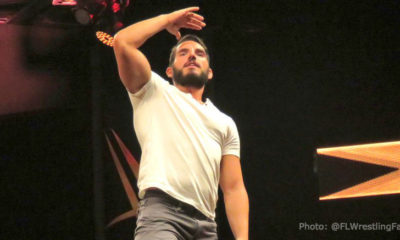 WWE NXT Johnny Gargano