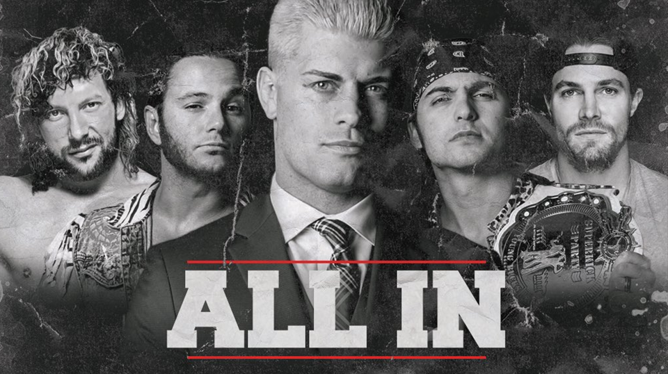 All In Cody Rhodes