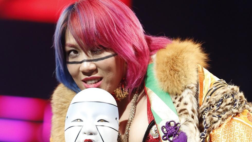 Asuka WWE WrestleMania
