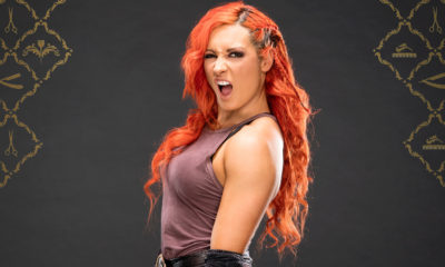 Becky Lynch Wink