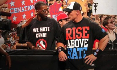 John Cena Rise Above Hate Heel