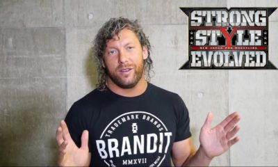Kenny Omega NJPW Strong Style Evolved