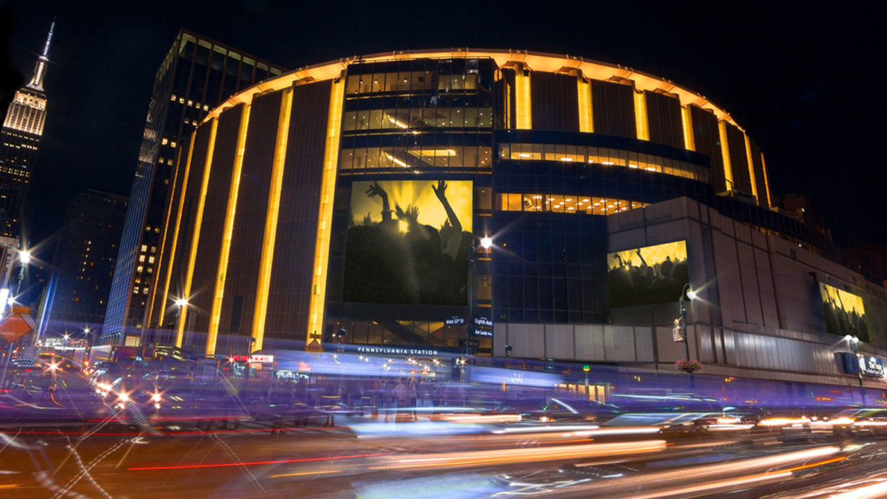 Madison Square Garden: Madison Square Garden WWE Live Event Info/Match Card