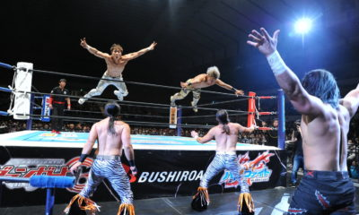 Roppongi 3K The Young Bucks NJPW