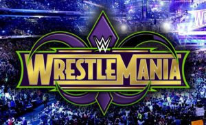 WWE WrestleMania 34 Logo